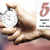 Полезные советы на каждый день. 5 минут, которые продлят твою жизнь на годы