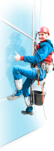 Выбор верхолазного снаряжения для высотно-монтажных работ