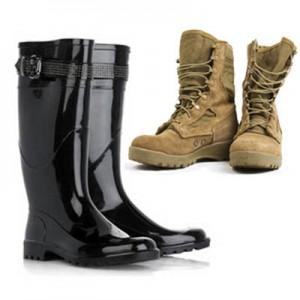 Рабочая обувь, виды и ее применение в различных областях
