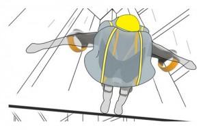 Снаряжение для промышленных альпинистов, инновационное оборудование