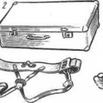 Шланговый противогаз ПШ-1