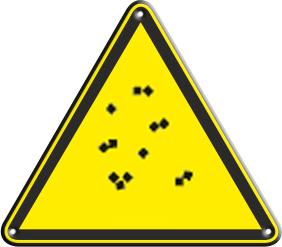 Опасные вещества которые могут присутствовать на рабочем месте