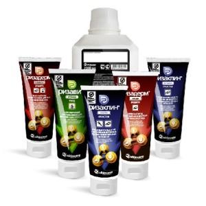 дерматологические средства индивидуальной защиты, крема от обморожения, очищающие крема, регенерирующие крема, защитный крем, очищающий крем, регенерирующий крем, дсиз, скинкеа, риза, ризадерм, скинкеа украина, skincare