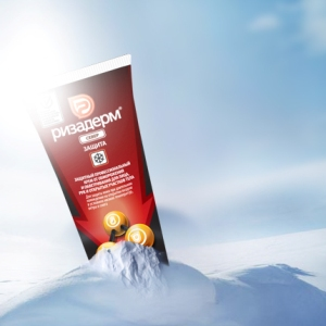 Защитный крем от обморожения