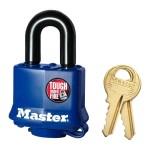 Инновации от Master Lock — погодоустойчивый замок