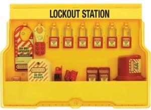 Lockout/Tagout - посади производственные травмы под замок!