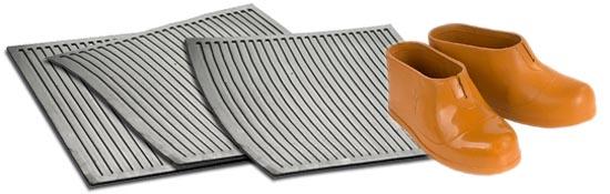 Боты диэлектрические - средство защиты от поражения электрическим током