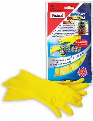 Перчатки резиновые хозяйственные: выбираем Rubberex