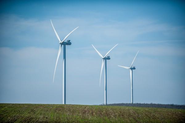 Крупнейшая ветроэлектростанция страны введена в работу