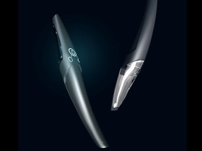 Принтер-распылитель для быстрого ремонта одежды Fabric Pen