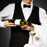 Как сделать костюм официанта частью интерьера?