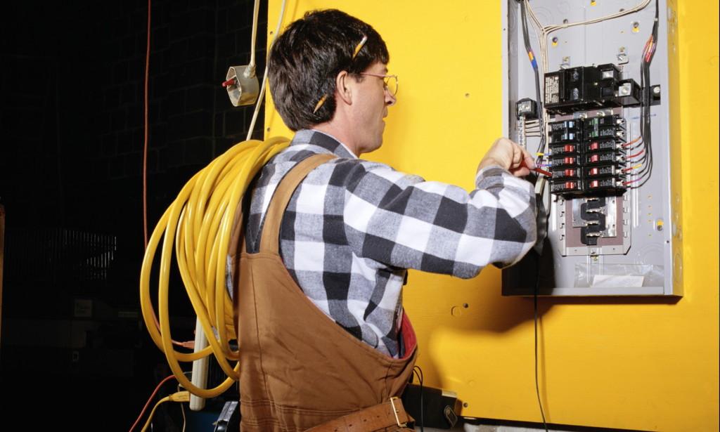 Безопасность при работе c электрическим током